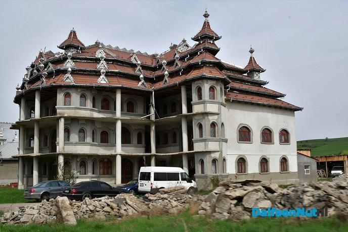 Reisverslag dag 9 Roemenië - Foto: Johan Bokma