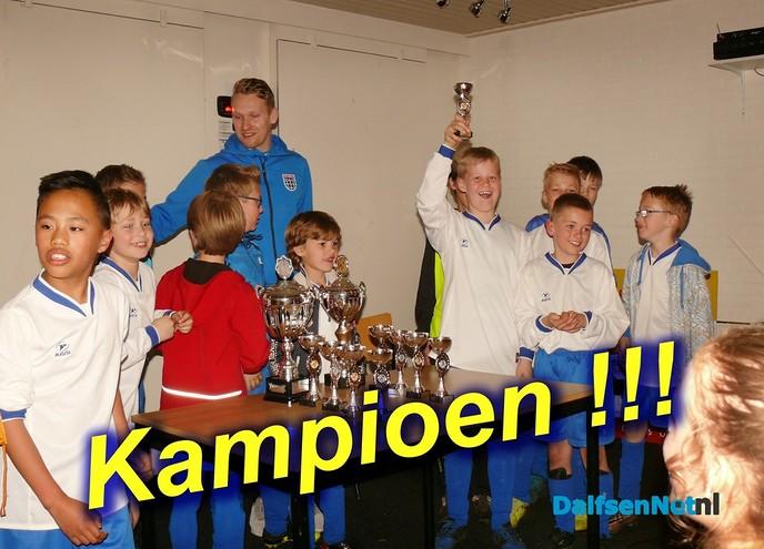 Basisschool Sjaloom wint finale schoolvoetbal - Foto: Ingezonden foto