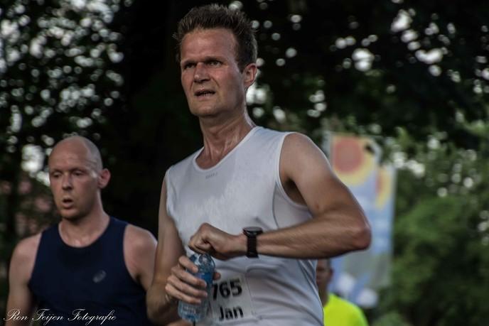 Danny Koppelman wint ook de 11e editie van de Stationsloop