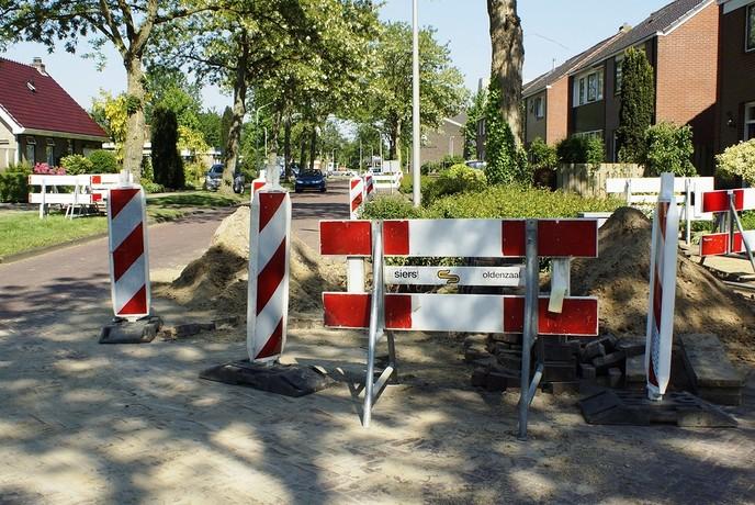 Gasleidingen vervangen - Foto: eigen geleverde foto