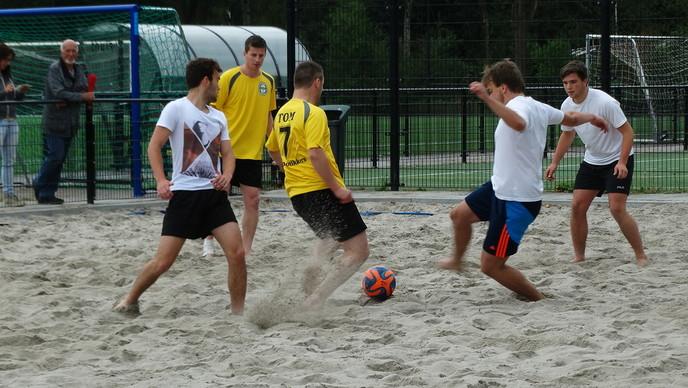 SV Dalfsen organiseert beachsoccertoernooi