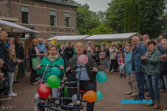 Boerderijvieringen Lemelerveld en Duofiets Vilsteren genomineerd voor Ariënsprijs - Foto: Ingezonden foto