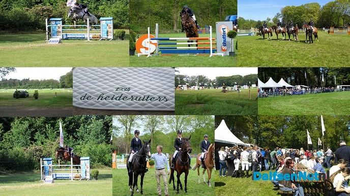Groots paardenconcours op Landgoed Hessum - Foto: Ingezonden foto