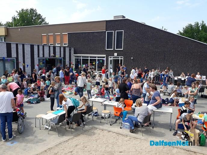 Lentemarkt op cbs de Spiegel - Foto: Ingezonden foto