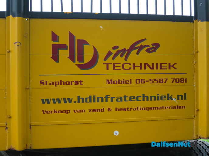 Herstrating Mataramweg - Foto: Wim