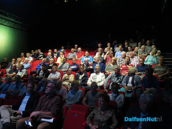 Informatieavond belangstellenden zonne-energie Groen Gebogen - Foto: Wim
