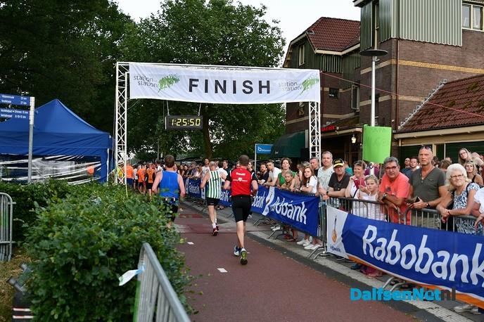 Danny Koppelman wint ook de 11e editie van de Stationsloop - Foto: Johan Bokma