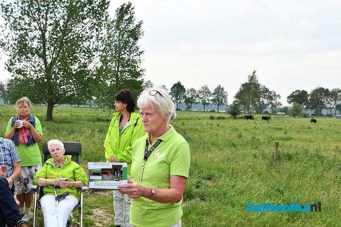 Feestelijke opening Hooiberg Vechterweerd - Foto: Johan Bokma