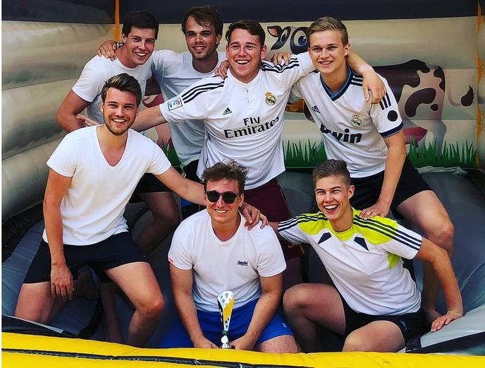 Geslaagde seizoensafsluiting voor SV Dalfsen