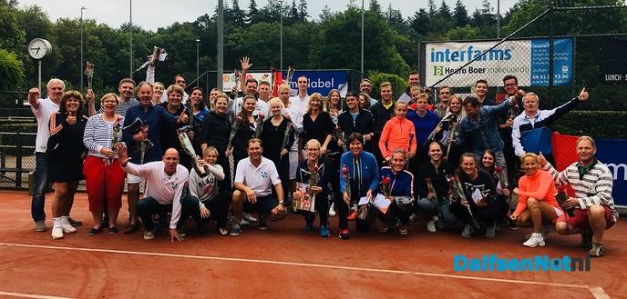 Dalfsen Open Tennistoernooi 2018 - Foto: Ingezonden foto