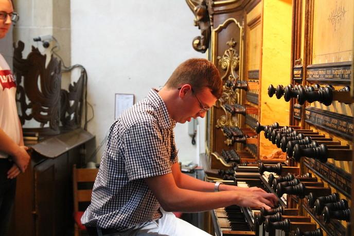 Dalfsenaar wint orgelconcert - Foto: eigen geleverde foto