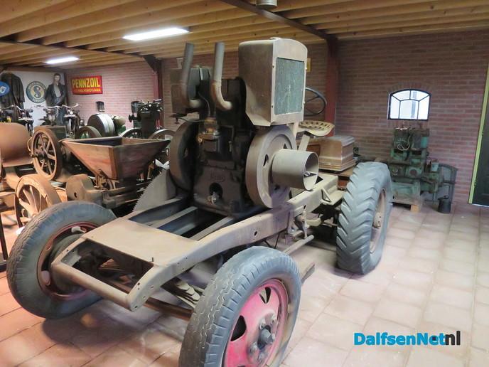 Vervolg van Dalfsennetmagazine over Spijkerman museum - Foto: Wim