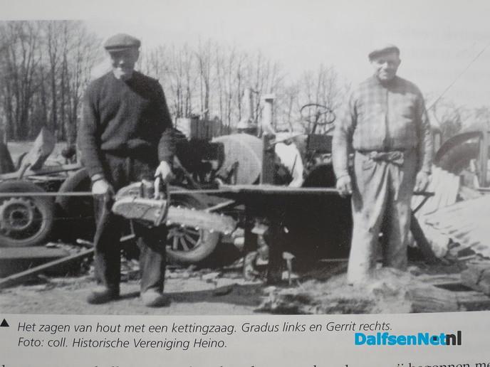 """""""De Stoom"""" vervolg van het Dalfsennetmagazine deze week - Foto: Wim"""