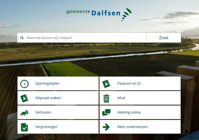 Verzoek om deelname onderzoek - Foto: Gemeente Dalfsen