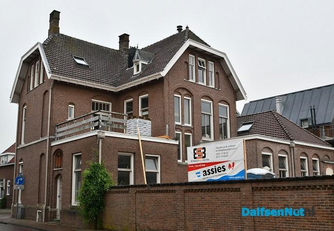 Verbouwing van voormalig postkantoor tot appartementen - Foto: Johan Bokma