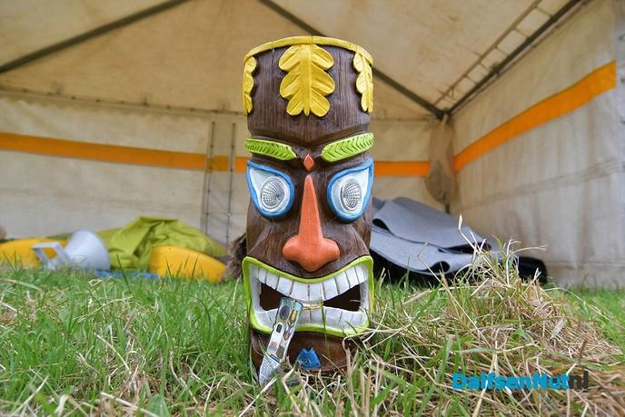 The Living Village Festival is op zoek naar theedoeken - Foto: Johan Bokma