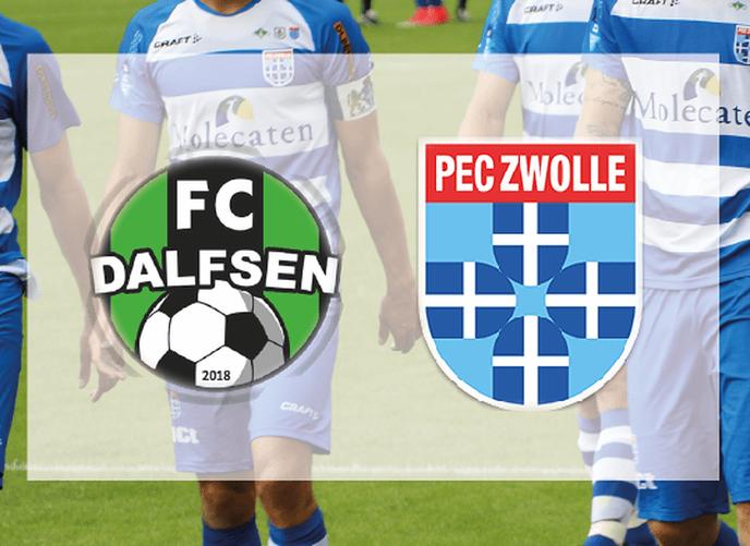 Bezoekersinformatie FC Dalfsen – PEC Zwolle