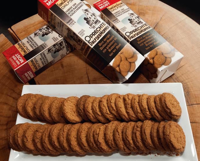 Receptuur Dalfser koekje beschermt - Foto: eigen geleverde foto