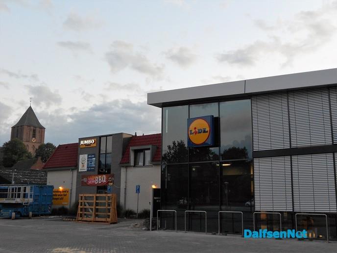 Nieuwe Lidl donderdag open