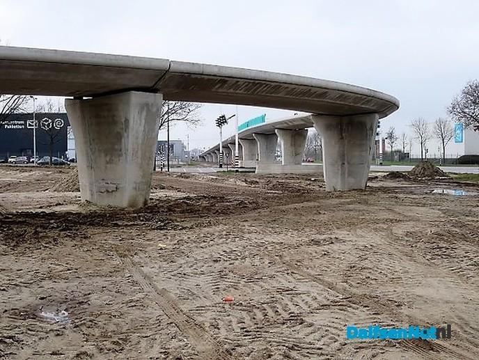 Zalnébrug binnenkort open - Foto: Wim