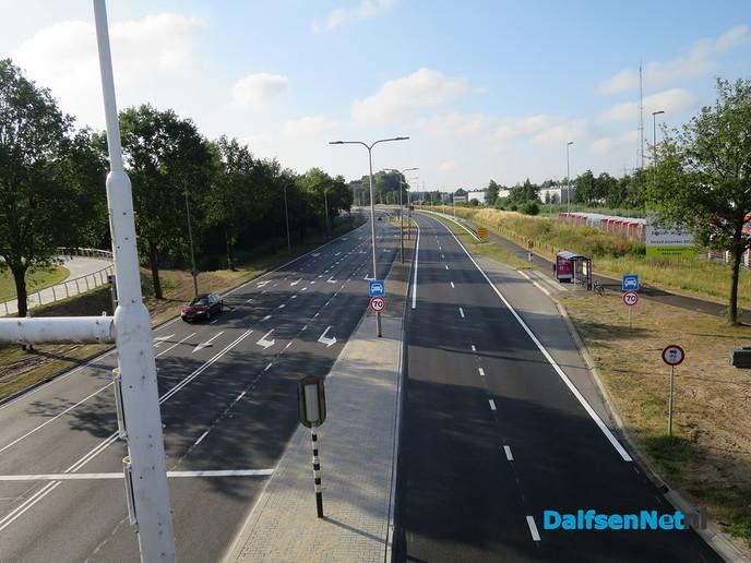 Fiets/voetbrug N35 gaat komende week open - Foto: Wim