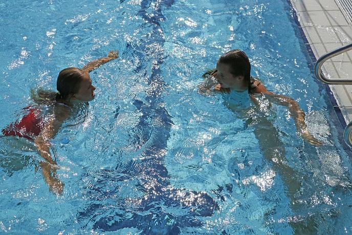 Zwemvierdaagse Nieuwleusen - Foto: Gemeente Dalfsen