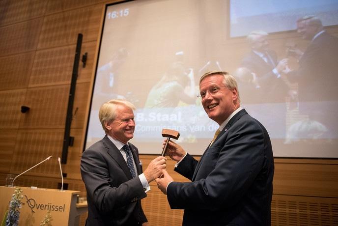 Nieuwe  Commissaris van de Koning - Foto: eigen geleverde foto
