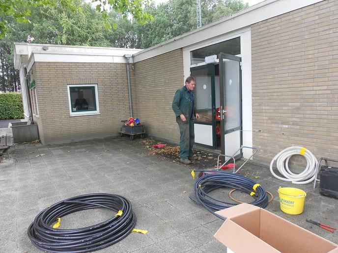 Emmerschool straks water uit eigen bron