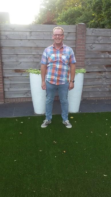 De vrijwilliger van de maand augustus is Henk Overhein uit Oudleusen