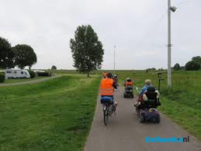 Recreatieve Scootmobieltocht Nieuwleusen - Foto: Ingezonden foto