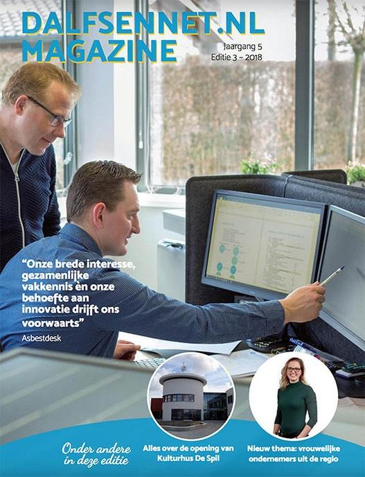 Weer in de bus: het DalfsenNet.nl Magazine
