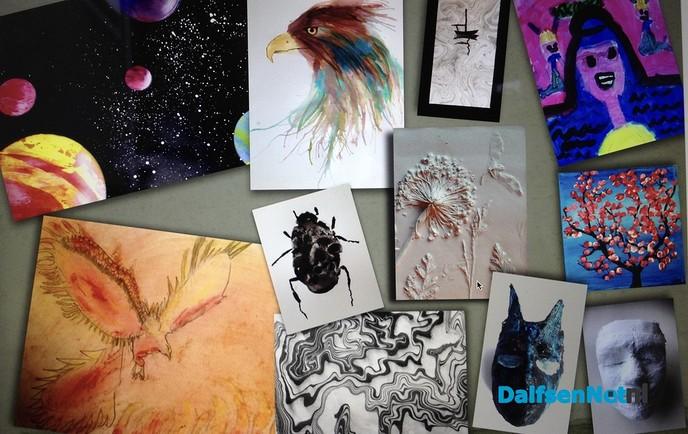 Tekenen, schilderen en knutselen voor kinderen - Foto: Ingezonden foto