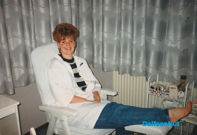 30 jaar pedicuresalon Rita - Foto: Ingezonden foto