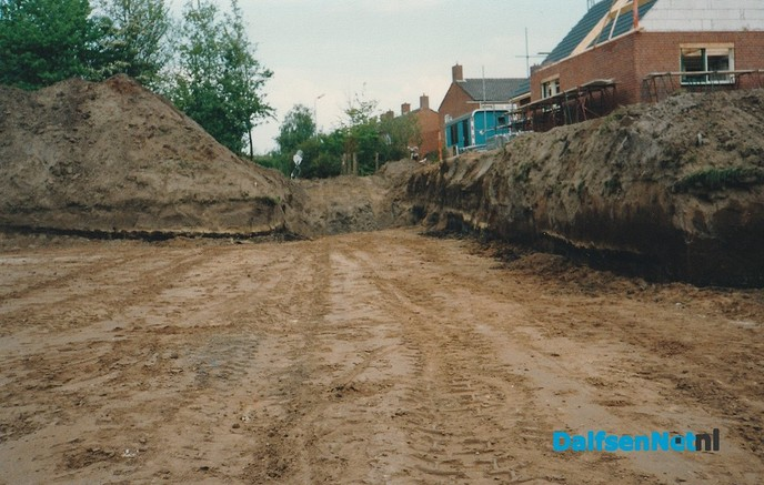 Vroeg-middeleeuwse bewoning ook in Hoonhorst - Foto: Wim