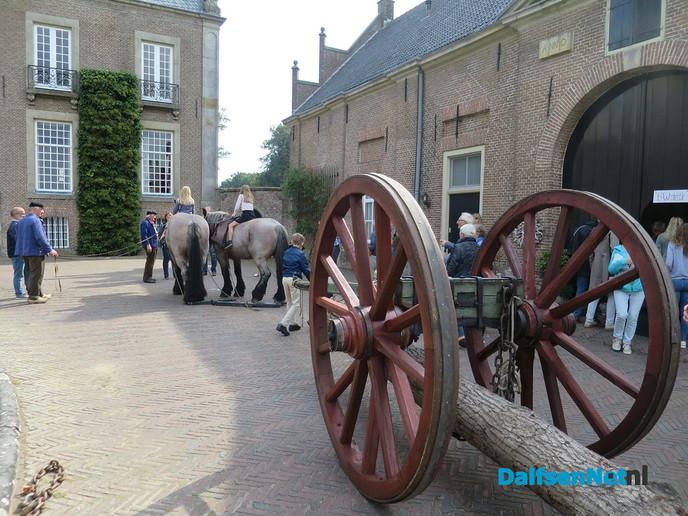 Kasteel Rechteren ongekend aantal bezoekers - Foto: Wim