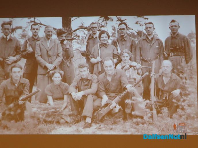 """Lezing """"Het verzet"""" omgeving Dalfsen Ommen '40 '45 - Foto: Wim"""