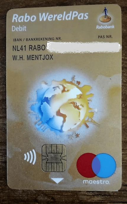 Bankpasje gevonden en weer terug bij eigenaar - Foto: eigen geleverde foto