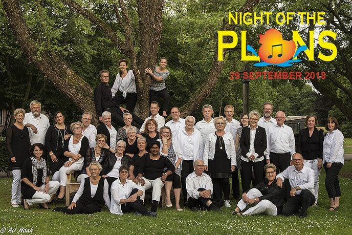 29 september Eshuis Night of the Plons - Foto: eigen geleverde foto