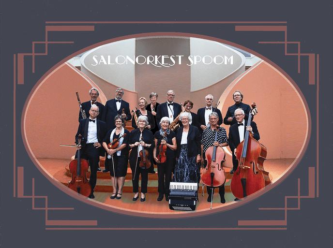 Reis met Salonorkest Spoom mee naar Amerika - Foto: eigen geleverde foto