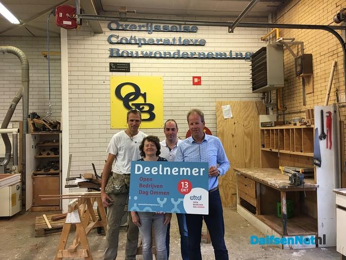 Open Bedrijvendag buurgemeente Ommen - Foto: Ingezonden foto