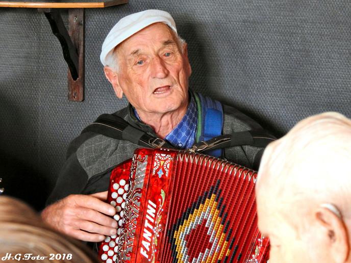 3e Accordeon & Harmonicadag bij Mansier
