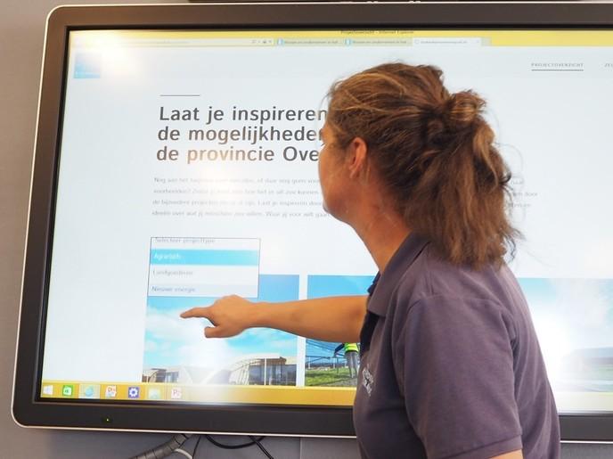 Provincie lanceert website: Stoomgemaal Dalfsen als voorbeeld - Foto: eigen geleverde foto