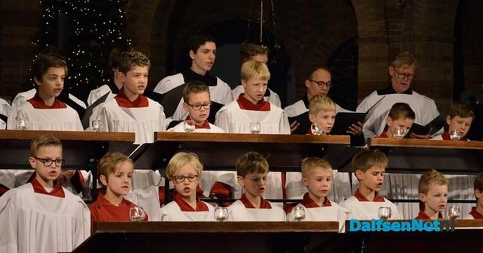 Jongenskoor Dalfsen naar Cambridge - Foto: Ingezonden foto