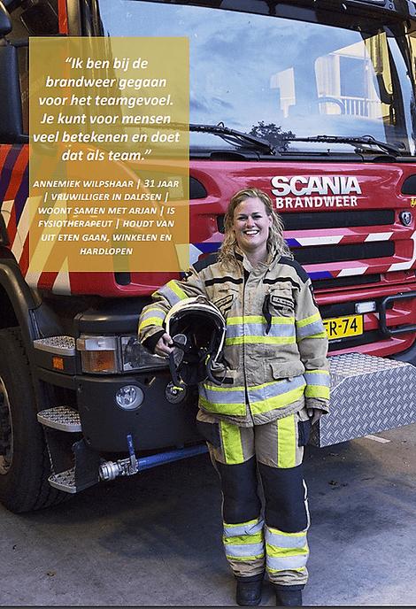 Nieuwe brandweermensen gezocht - Foto: eigen geleverde foto