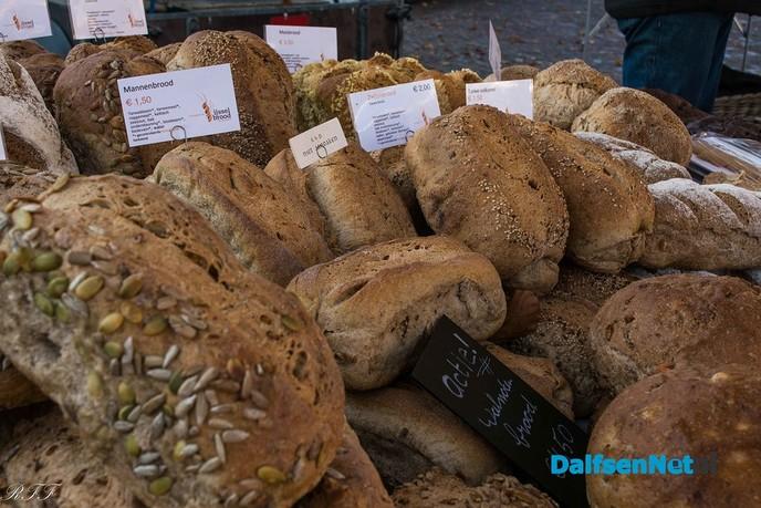 Boerenmarkt trok weer grote belangstelling in Vilsteren - Foto: Ingezonden foto