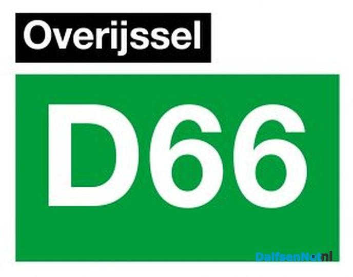 Drie Vechtdalgenoten op kandidatenlijst D66 Overijssel, - Foto: Ingezonden foto