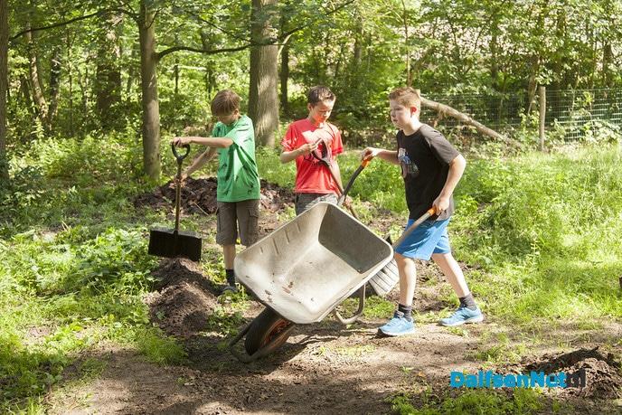 Sint Willibrordusschool investeert in buitenonderwijs - Foto: Ingezonden foto