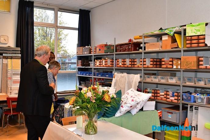 Naaiatelier sam sam officieel geopend - Foto: Johan Bokma