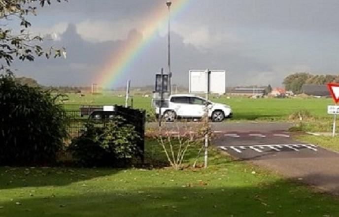 Pot met goud / regenboog - Foto: Gruune Jopie