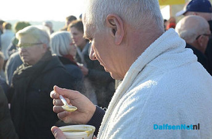 Nieuwjaarsduik Dalfsen - Foto: Ingezonden foto